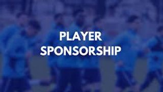 A  Big Thank-you to our Existing Players Sponsors