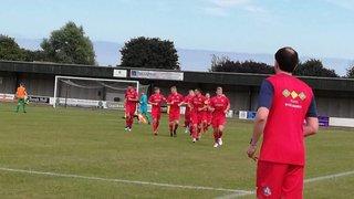 Match Report:  Gorleston 1 Ely City 2