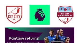 Join the Ely City Fantasy Premier League