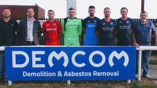 Demcom Is The New Name of our Stadium