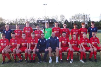 Under 18s Squad Home Kit
