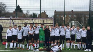 Under 14's Cup Final Preview