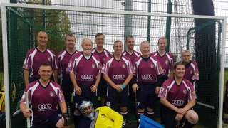 Old Sils M4 take on very local rivals Old Sils M5!