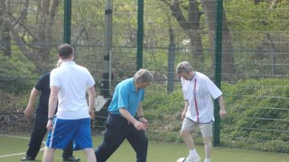 Walking Footall - Every Thursday 11am