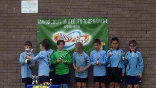 U10 Tournament Winners 23rd May 2015