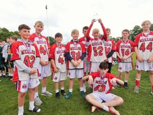 Under 14s bring home the Manchester Challenge Trophy