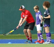Another successful week of hockey Summer Camps