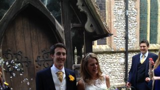 Andy and Kate Parker's Wedding