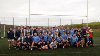 26/12/2015 Brighton Outcasts vs Brighton Colts Old Boys