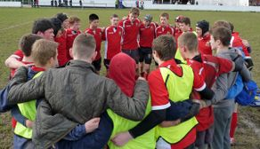 U16s Pre-Season Training