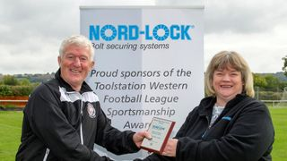 PTFC Win Sportsmanship Award
