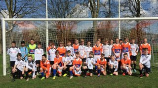PTFC Under 12 Tour of Holland