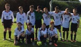 Under 16 Athletic