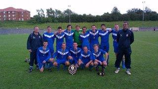 Hatfield Town Dalton Shield Winners 2012