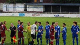 27.08.14 Chesham United Reserves