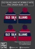 Old Silhillians Bobble Hats
