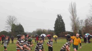A cold wet trip to Biggleswade