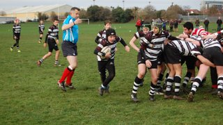 Convincing win for the U14s at Finchley