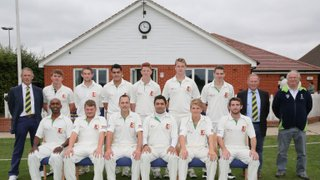 Wargrave win  as Robinson and Newton guide 1st to victory in the rain