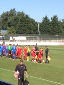 Ramblers win 3-1 in exciting FA Cup tie at Fellow Ryman team Redbridge
