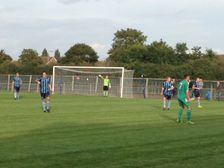 Ramblers get well earned draw against Soham Town Rangers