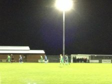 Canvey Island too strong for Ramblers in Essex Senior Cup