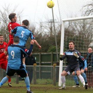 Burnham Ramblers fail to score and concede 3