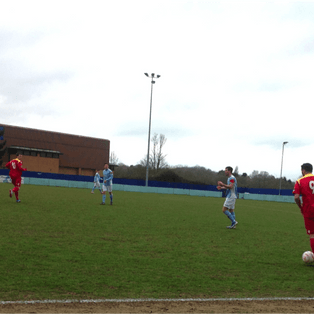 Ramblers lose to 9 man Brentwood conceding in the last minute
