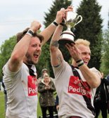 Burton crowned Staffordshire Senior County Cup winners for the second successive season