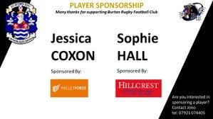 Player Sponsorhip