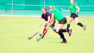 Ladies 2s bag win over Brighton at Blatch