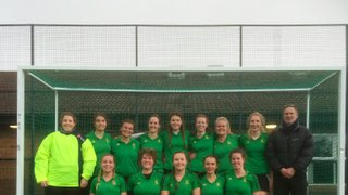 Blood, sweat and tears for the ladies 1s