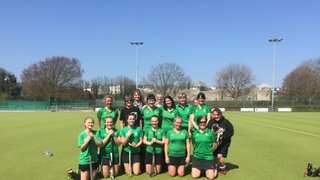Ladies 4s edge out Eastbourne to gain vital win