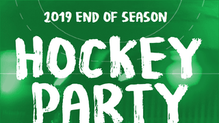 Hockey Party 27th April 2019 - Tickets on sale now