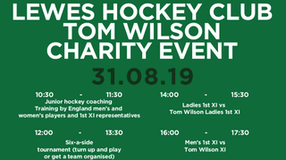 Tom Wilson Hockey Charity Event