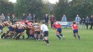 Market Bosworth vs Loughborough (Home 13-09-2014)