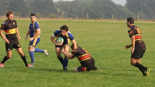 Market Bosworth vs West Bridgford (Home 20-09-2014)
