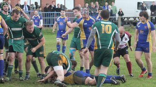 Market Bosworth vs Melbourne (Home 11-10-2014)