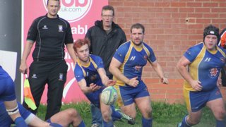 Market Bosworth vs Stamford (Home 25-10-2014)