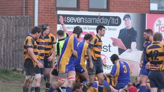 Market Bosworth vs Ashbourne (Home 21-02-2015)