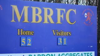 Market Bosworth vs Bakewell Mannerians (Home 07-03-2015)