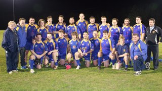Market Bosworth vs Oadby Wyggs (County Bowl Final 16-04-15)