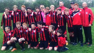 U13's secure back-to-back league titles