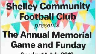 Annual Memorial Game and Funday