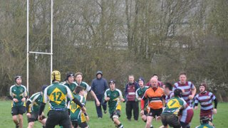 Under 15's Trentham RUFC vs Ashby RUFC - 19th March 2017