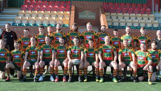 Hullensians RUFC 22 - 17 Selby RUFC