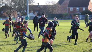 Selby u11s victorious with displays of skill, energy and pluck