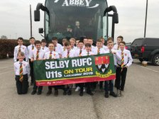 Under 11s Tour to Leicestershire