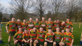 Great win for the Selby 3rds in the North Yorkshire Trophy
