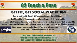 02 Touch & Pass